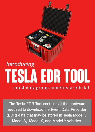 Tesla EDR Tool for Accident Reconstruction